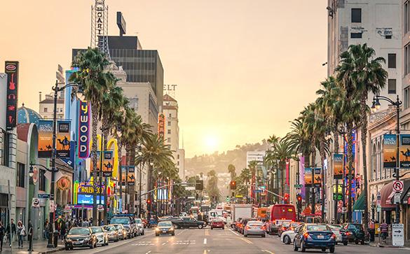 ロサンゼルス留学