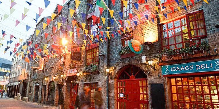 ヨーロッパで一番安全な国アイルランドの首都「ダブリン」が人気の秘密 | アイルランド留学・海外生活はWLP