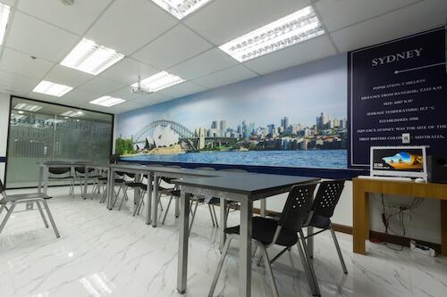 教室-Sydney