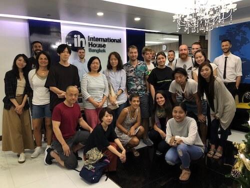 バンコクの語学学校IH Bangkokを徹底的に紹介!