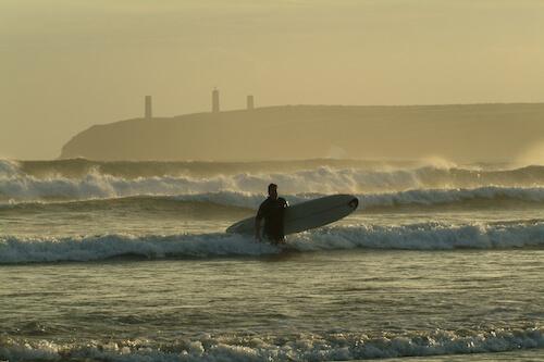 アイルランドでサーフィン留学