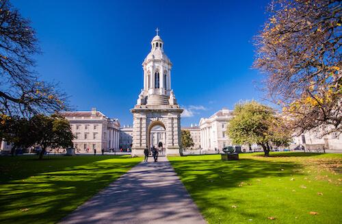 教育水準の高いアイルランドで留学