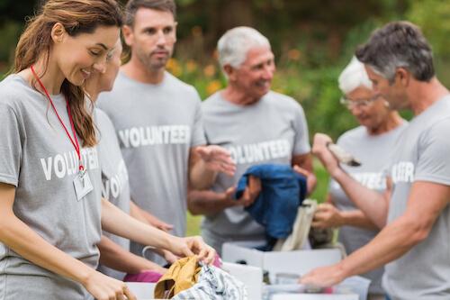 オーストラリア留学でボランティア