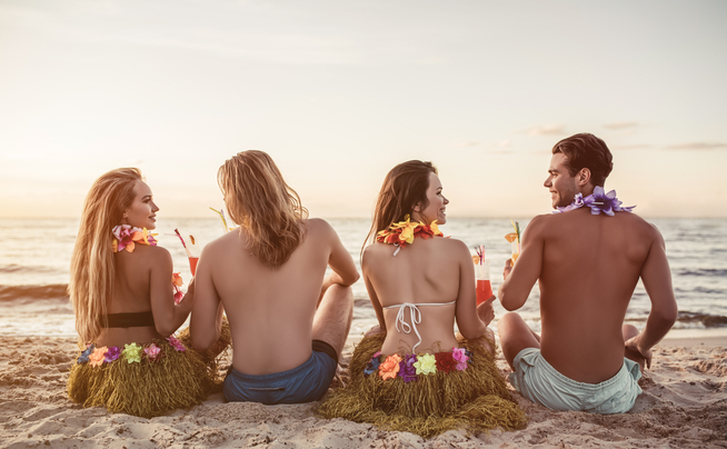 観光ビザで行くハワイ留学30日間。みんなで行っちゃおう!30名様同時出発